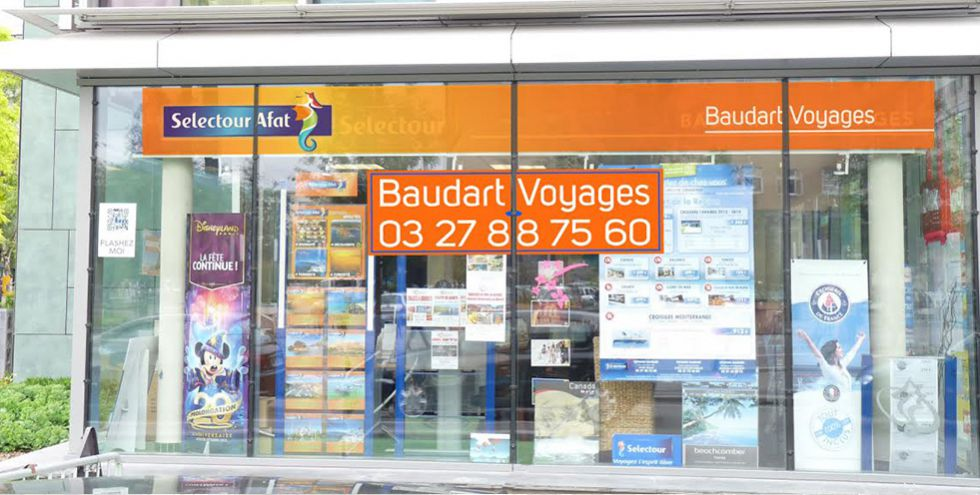 voyages baudart douai adresse et plan d acc s. Black Bedroom Furniture Sets. Home Design Ideas
