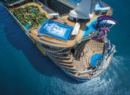 CROISIERE SYMPHONIE OF THE SEAS 2018 - Image catalogue 1
